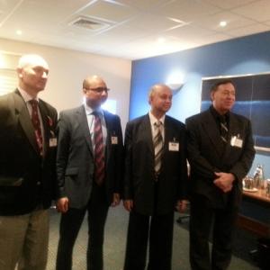 ITARC November-2013 London, UK