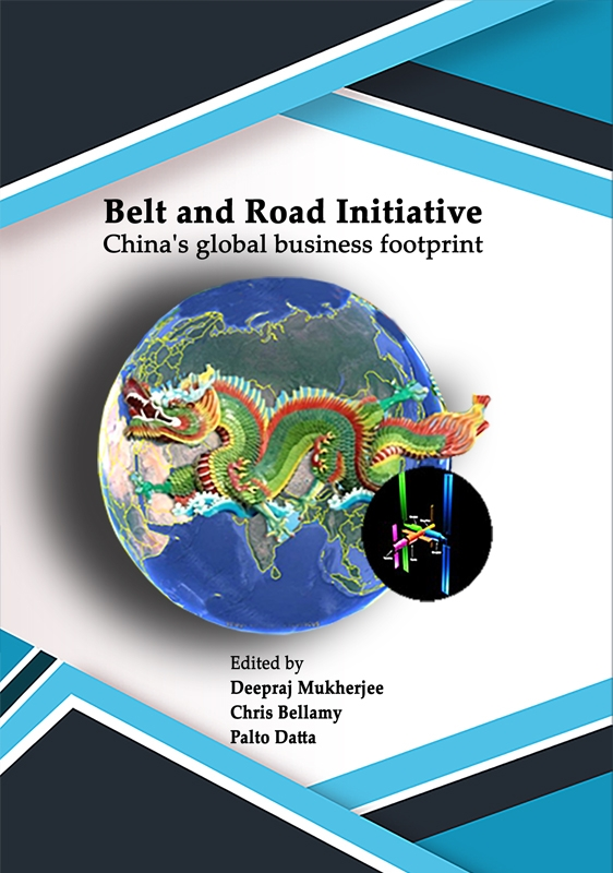 Belt and Road Initiative China's global business footprint