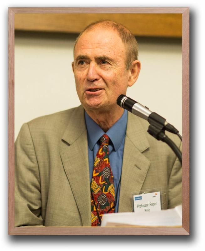 Professor Roger King