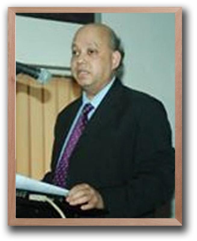 Dr P. R. Datta, FCIM, FCMI