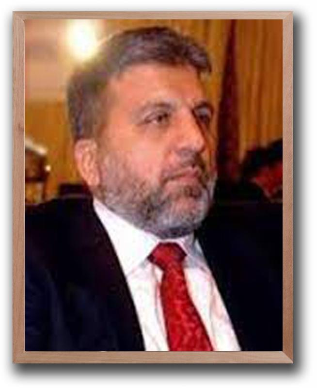 Professor Dr. Zulfiqar Ahmad