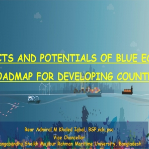 PROSPECTS AND POTENTIALS OF BLUE ECONOMY A ROADMAP FOR DEVELOPING COUNTRIES