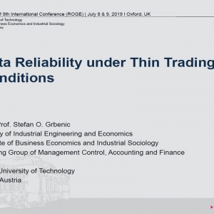 Beta Reliability under Thin Trading Conditions